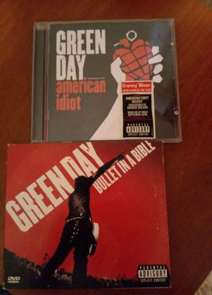 CD диск Green Day