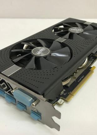 Видеокарта Sapphire Radeon RX 580 Nitro+/4Gb/256bit/GDDR5