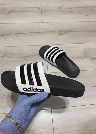Мужские шлёпки Adidas (Puma, Nike, Reebok)
