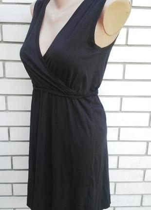 Новое платье на запах(хлопок)h&m