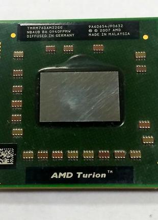 Процессор в ноутбук AMD Turion 64 X2 RM-76 Socket S1g2