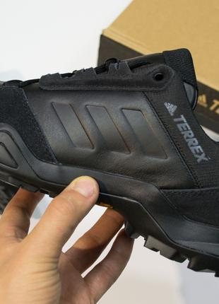 Оригинальные кроссовки adidas Terrex AX3 Lea EE9444