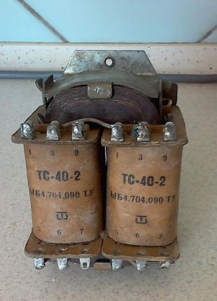 Трансформатор ТС - 40