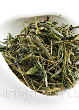 Китайский зеленый чай Маофен 50 грамм