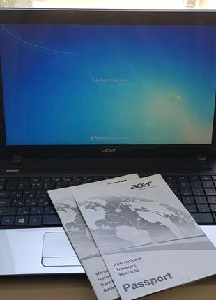 Ноутбук acer aspire e1-531