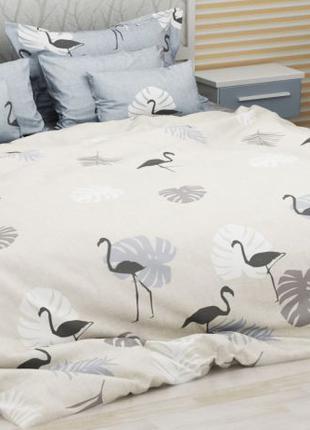 Комплекты постельного белья Фламинго