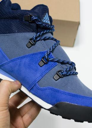 Оригинальные ботинки adidas CW Snowpitch K G26575