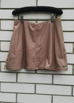 Спортивная юбка с шортами nike оригинал