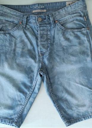 Tom tailor мужские джинсовые шорты