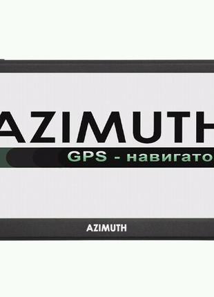 GPS навигатор Azimuth S74 Android Europe для грузовых автомобилей