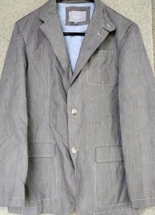 Стильный летний мужской пиджак Maddison