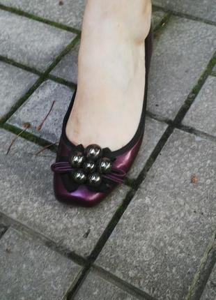 Балетки( туфли)