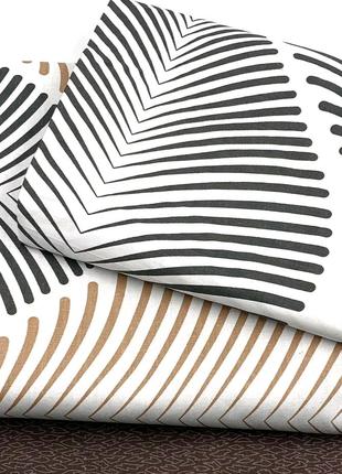 Двуспальный комплект постельного белья «Нежный лист» 177х217