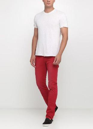 Джинсы мужские garsia брюки чоловічі гарсия 29