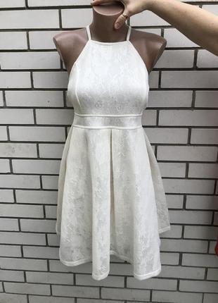 Красивейшее,вечернее,французское платье,сарафан,открытая спина...