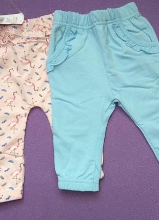 Штаны штани 62/68 impidimpi для девочки дівчинки