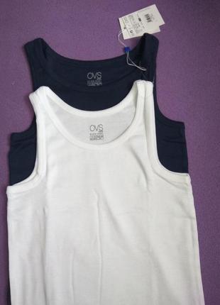 Комплект футболка майка 146/152 ovs