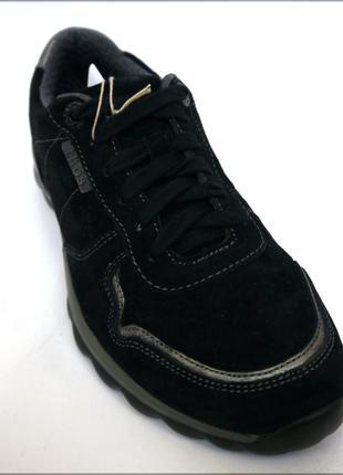 25.0 черные кроссовки taos footwear lifestyle оригинал нубук