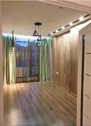 Квартира с двумя спальнями (13 и 14 метров) в новом жилом комплек