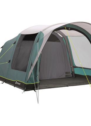 Пятиместная палатка с надувным каркасом Outwell Lindale 5PA