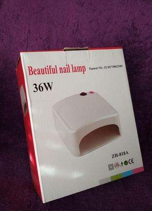 Продам УФ лампу для маникюра