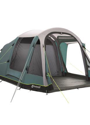 Пятиместная Палатка С Надувным Каркасом Outwell Rosedale 5PA