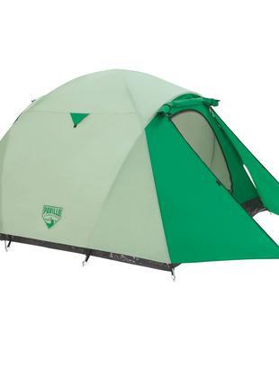 Трехместная палатка Bestway Cultiva 68046, зеленый