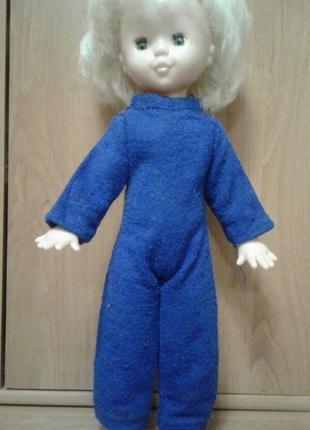 Куколка кукла лялька 50 см СССР