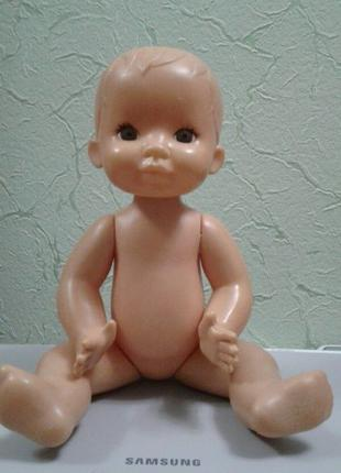Кукла пупс Ссср Алешка 41 см Днепр клеймо