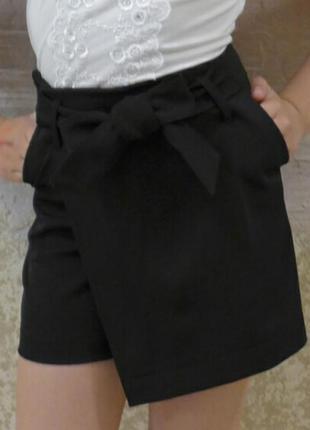 Стильная школьная юбка-шорты 30-42