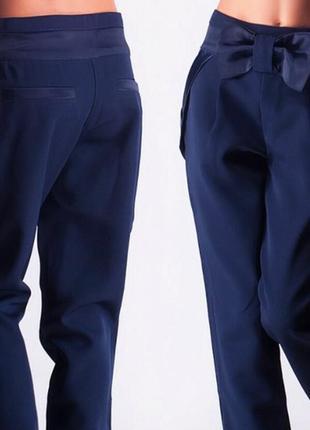 Элегантные брюки школьные для девочки,рост 116-152