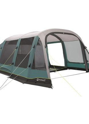Шестиместная Палатка С Надувным Каркасом Outwell Parkdale 6PA