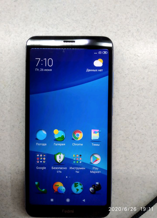 Xiaomi redmi 7a 2/16 смартфон телефон