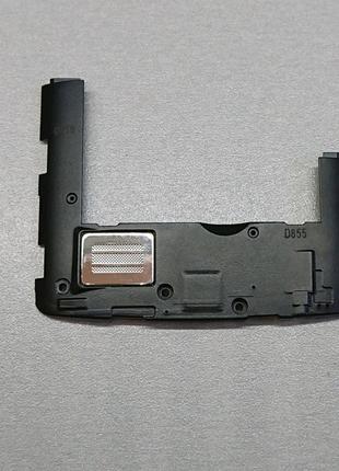 Динамик музыкальный в корпусе для LG G3 D855. Оригинал!