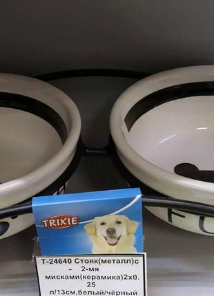Миска для животных / удобная миска / миска на подставке