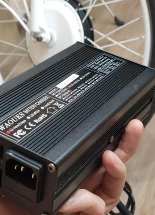 Продам зарядное устройство 48V 4A 13S Li-Ion для электровелоси...