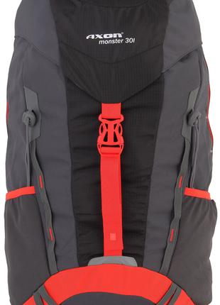 Рюкзак S807047 Axon Monster 30L Black