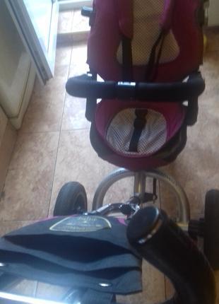 Велосипед трехколесный музыкальный Azimut trike