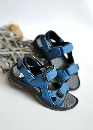 Классные босоножки сандали karrimor 18см