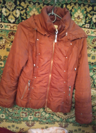 Болоневая куртка сезон осень-зима