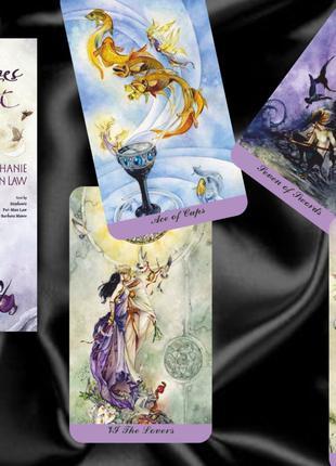 Shadowscapes Tarot — Таро Долины Миражей Реплика