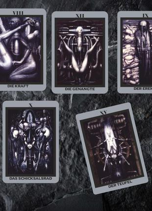 Baphomet Tarot (Baphomet. Tarot of the Underworld) — Таро Бафомет