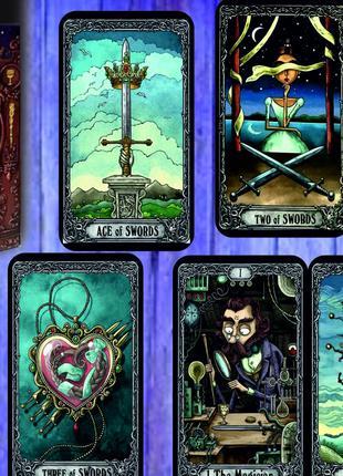 Таро Темный Особняк — The Dark Mansion Tarot