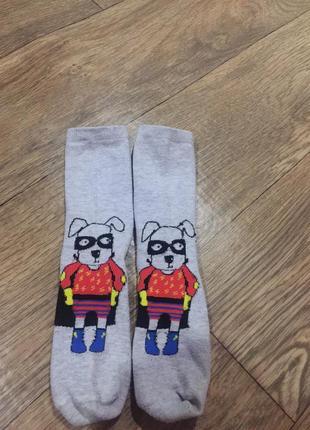 2 пары качественных носков 3- 5 лет