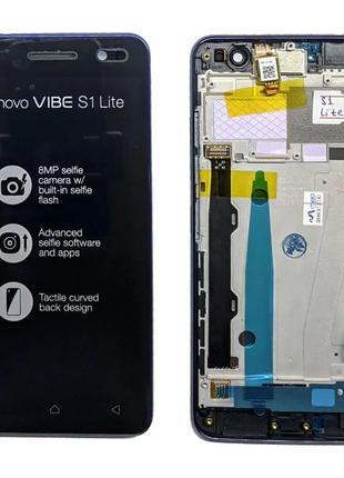 Lenovo Vibe S1 S1A40 S1 Lite S1La40 Модуль Тачскрин Сенсор Дис...