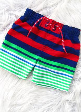 Стильные и качественные шорты плавки  mothercare