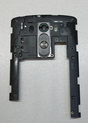 Кнопка включения для LG G3 D855. С крышкой. Оригинал! ACQ87172302