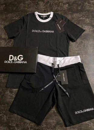 Летний комплект Dolce Gabbana