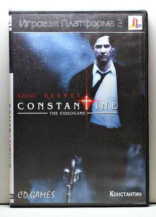Constantine | Sony PlayStation 2 (PS2)
