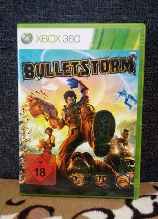 Игра Bulletstorm для xbox-360 лицензия